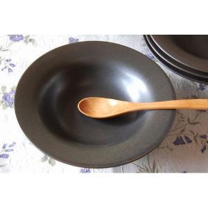 スープ皿/パスタ皿/リンドスタイメスト/黒10枚セット|toukistudio