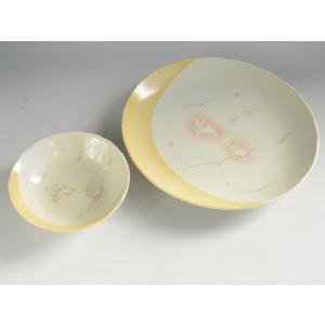 福袋 月見はねうさぎ 大皿1枚 小鉢5個セット|toukistudio