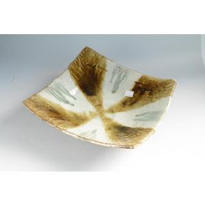 手作り そり角盛皿|toukistudio