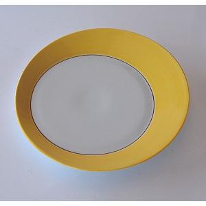 中皿 二重丸 ずらし 黄