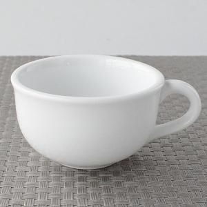 白い厚手 スープカップ|toukistudio