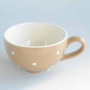 ブラウンドット スープカップ|toukistudio