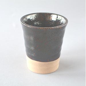 粉引 白・緑湯飲み 2個セット箱入り|toukistudio