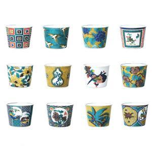九谷焼 フリーカップ 猪口 名品コレクション/青郊窯 和食器 カップ そばちょこ 人気 ギフト