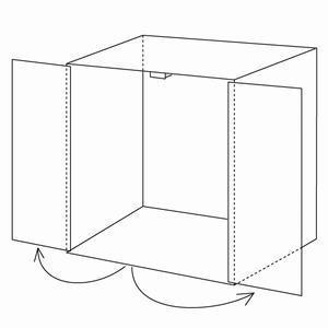 アクリル バードケージ カバー W600×H600×D550 観音開き式 小ワイドタイプ    鳥かご 防音 保温 ペットケージ 飼育用品 ペット用品|toumeikan|02