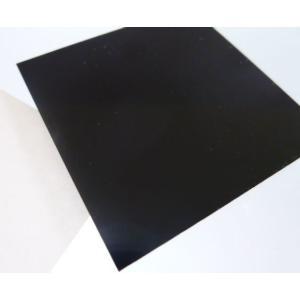 ABSポリシート-ブラック-板厚(2ミリ)-2000×1000|toumeikan