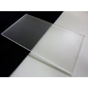 アクリル板(押出し) 透明マット-板厚(2mm) 1830mm×915mm 以上 |toumeikan