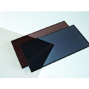アクリル板(押出し)スモーク-板厚(2ミリ)-910mm×600mm |toumeikan
