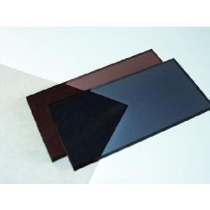 アクリル板(押出し)スモーク-板厚(3ミリ)-1080mm×645mm |toumeikan