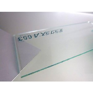 アクリル板(押出し)ガラス色-板厚(2ミリ)-910mm×910mm |toumeikan