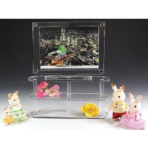 TV型フォトスタンド ( 写真立て)(フォトフレーム)|toumeikan