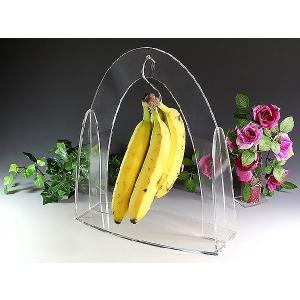 アクリル製バナナスタンド鐘型|toumeikan