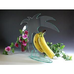 アクリル製バナナスタンド木型|toumeikan