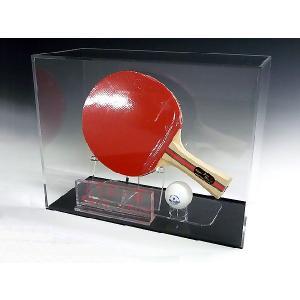 卓球ラケット記念コレクションケース  (アクリルケース)|toumeikan