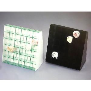 ショーツBOX 白or黒 W321mm×D151mm×H300mm (ディスプレイスタンド) toumeikan
