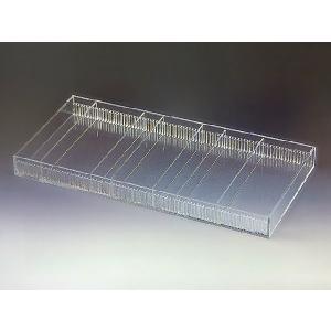 システムBOX用仕切り板 W350mm用×H50mm (ディスプレイスタンド)|toumeikan