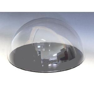 ドーム型コレクションケース 200mm H100mm D200mm 板厚2.5mm    コレクション フィギュア アクリル板 ディスプレイ 収納アクリルケース|toumeikan