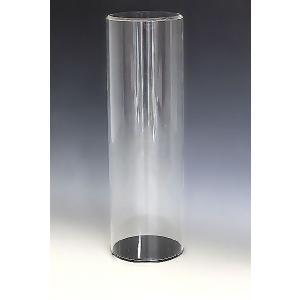 円柱型コレクションケース W100mm H490mm D100mm 板厚2mm  toumeikan