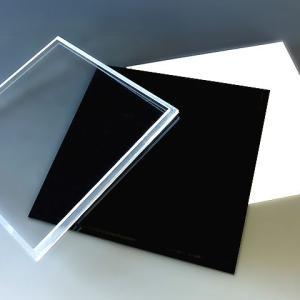 アクリルケース 透明 W100mm H100mm D100mm 台座あり 背面ミラー  板厚3mm    コレクション フィギュア アクリル板 ディスプレイ 収納|toumeikan|02