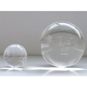 アクリル球-透明-外径(50ミリ) |toumeikan