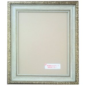 デッサン額縁 フレーム 水彩額縁 スケッチ額縁 木製 正方形の額縁 1644 サイズ250画|touo