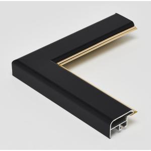 額縁 正方形の額縁 木製フレーム アルミ製 CF面金付 サイズ450画|touo