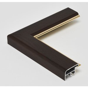 額縁 正方形の額縁 木製フレーム アルミ製 CF面金付 サイズ700画|touo