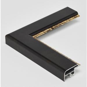 額縁 正方形の額 木製フレーム アルミ製 CF面金付 サイズ700画|touo