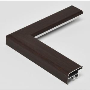 額縁 正方形の額 木製フレーム アルミ製 CF サイズ700画|touo