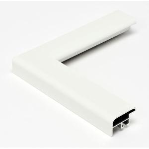 額縁 正方形の額縁 木製フレーム アルミ製 CF サイズ350画|touo