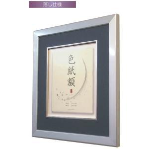 和額縁 日本画額縁 フレーム アルミ製 CF和額 サイズF6号|touo