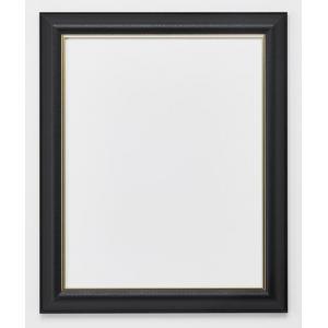 額縁 正方形の額縁 木製フレーム アルミ製 フレ (Frais) サイズ500画|touo
