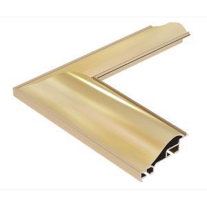 額縁 正方形の額縁 木製フレーム アルミ製 HVL サイズ600画|touo