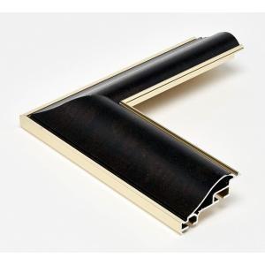 額縁 正方形の額縁 木製フレーム アルミ製 HVL サイズ800画|touo
