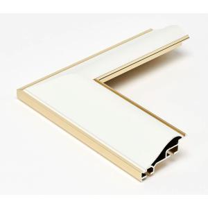 額縁 正方形の額縁 木製フレーム アルミ製 HVL サイズ450画|touo