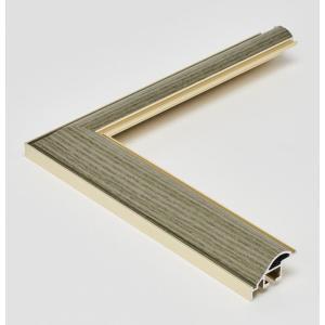 額縁 正方形の額 木製フレーム アルミ製 HVM サイズ700画|touo