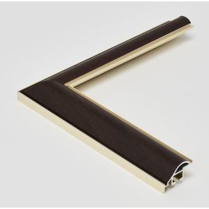 額縁 正方形の額縁 木製フレーム アルミ製 HVM サイズ400画|touo