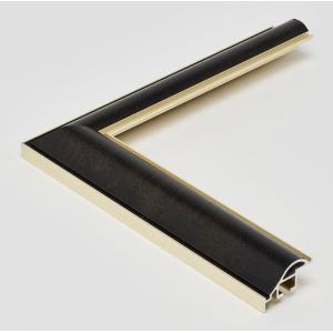 額縁 正方形の額縁 木製フレーム アルミ製 HVM サイズ600画|touo