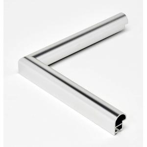 額縁 正方形の額縁 木製フレーム アルミ製 IC サイズ350画|touo