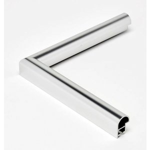 額縁 正方形の額 木製フレーム アルミ製 IC サイズ700画|touo