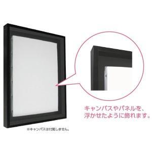 額縁 オーダーメイド額縁 オーダーフレーム 油絵額縁 油彩額縁 コア サイズF12号 組寸サイズ1100|touo