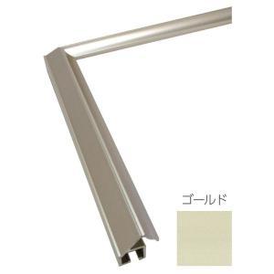 額縁 正方形の額 木製フレーム アルミ製 MG サイズ250画|touo