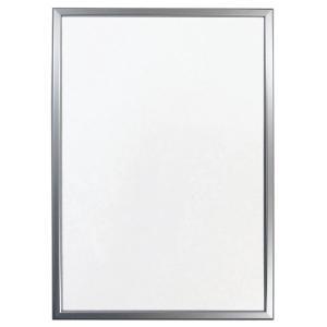 額縁 OA額縁 ポスター額縁 アルミパネル オープンスライド A2サイズ 594X420mm|touo