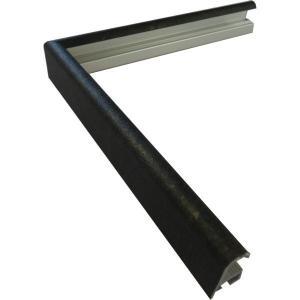 額縁 横長の額縁 アルミフレーム R92 横長D サイズ700X350mm|touo