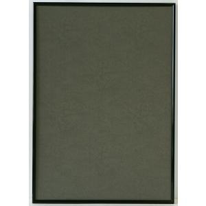 ポスター OA額 シェイプ 920X620 ブラック|touo