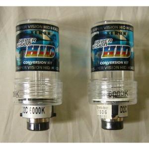 HID バルブ D2C D2R D2S 6000K 35W 12V|touo
