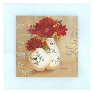 絵画 インテリア アートポスター 壁掛け (額縁 アートフレーム付き) キャサリン・ホワイト作 「G−5874」|touo