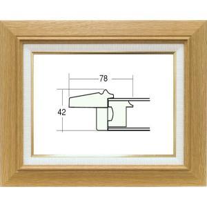 油絵額縁 油彩額縁 アートフレーム 木製 3427 サイズF3号|touo