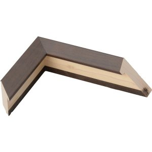 額縁 油絵額縁 油彩額縁 木製フレーム 3485 サイズ P15号|touo