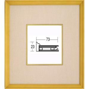 額縁 アートフレーム 色紙額縁 4902 (1/4色紙) touo